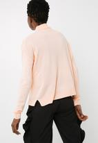 Noisy May - Chen high neck sweater