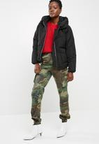 ONLY - Gina oversized nylon jacket