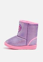 Character Fashion - Kids my little pony winter boots