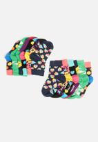 Happy Socks - Kids play gift box (0-12months)