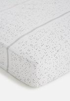 Sixth Floor - Confetti printed sheet set