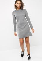 dailyfriday - Pinstripe shift dress