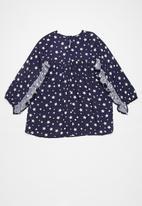 dailyfriday - Kids star ruffle dress