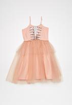 Cotton On - Kids iris tulle dress