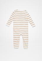 Cotton On - Baby noah snap romper