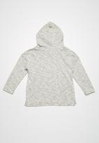 Cotton On - Kids Seth hooded long sleeve