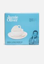 Jamie Oliver - Rimple 16pce dinnerware set