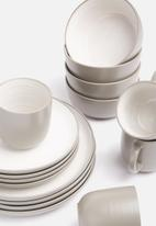 Jamie Oliver - Rimple 16pce dinnerware set