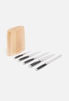 Jamie Oliver - Knife block set