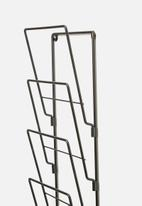Present Time - Wire magazine rack