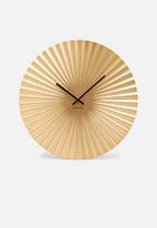 Present Time - Sensu wall clock
