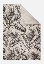 Hertex Fabrics - Paradise midnight indoor/outdoor rug