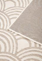 Hertex Fabrics - Sunrise sand indoor/outdoor rug