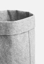 Sixth Floor - Felt laundry basket