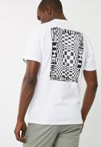 Vans - New checker tee