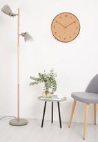 Present Time - Mingle floor lamp
