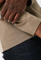 basicthread - Pique slim fit polo 3 pack