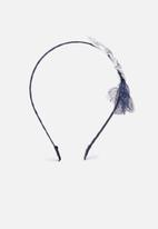 Cotton On - Kids tulle star headband