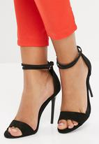 Missguided - Cross strap barely there