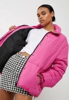 Missguided - Ultimate oversized padded jacket