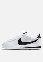 Nike - Classic Cortez Leather - white/black/white