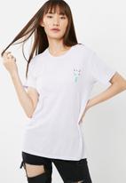 Cotton On - Tbar fox graphic t shirt