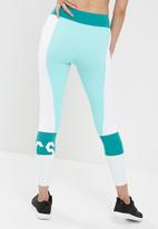 Asics - Colour block tights