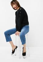 New Look - Button shoulder jumper