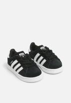 adidas Originals - Kids Campus  sneaker - black