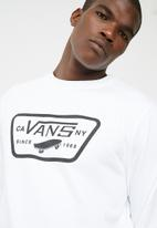 Vans - Full patch crew top