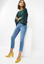 New Look - Crop kick flare mason jeans