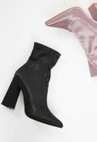 Public Desire - Adore flared heel ankle boot