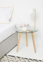 Illumina - Alek cement table lamp