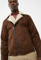 Jack & Jones - Marlow biker jacket