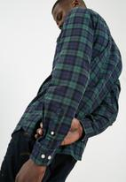 Jack & Jones - Silver loose fit shirt