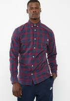 Jack & Jones - Silver loose fit shirt