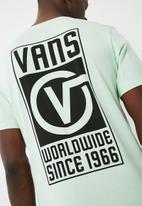 Vans - Worldwide tee