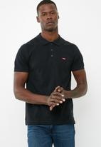 Levi's® -  House Mark Polo - Jet Black