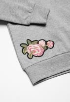 name it - Nina embroidered sweat