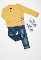name it - Kids Daly top