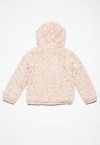 MINOTI - Kids faux fur jacket
