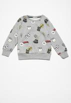 name it - Nook sweater