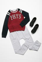 MINOTI - Kids knitted cardigan