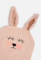 Cotton On - Kids bunny scarf