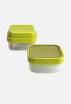 Joseph Joseph - GoEat compact 3-in-1 salad box