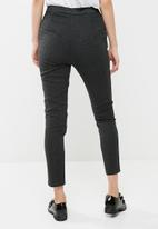 dailyfriday - Check trouser - grey
