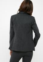 dailyfriday - Blazer - grey check