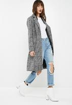 dailyfriday - Check coat