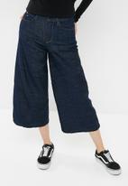 G-Star RAW - Spiraq 3D high culottes