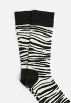 Happy Socks - Zebra socks